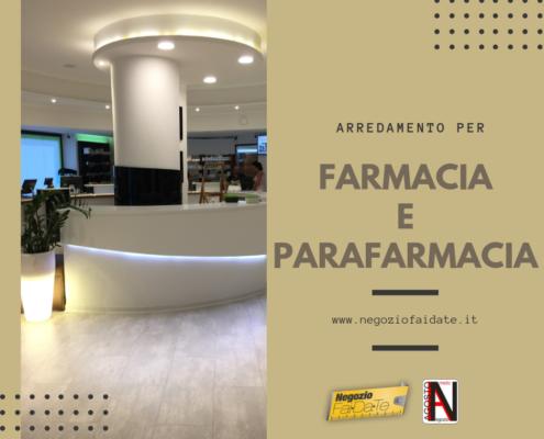 Arredamento Farmacie e Parafarmacie Catanzaro (Calabria)